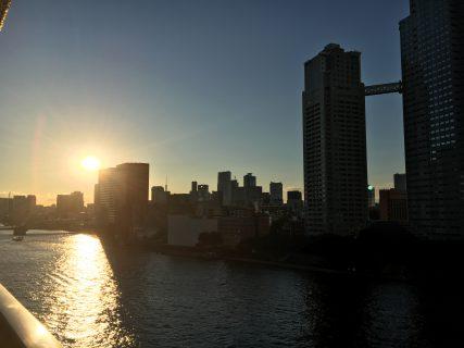 東京最後の一日